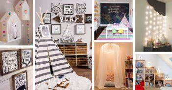 26 Adorable Kid Room Decor Ideas To Make Your Childrenu0027s Space Fun