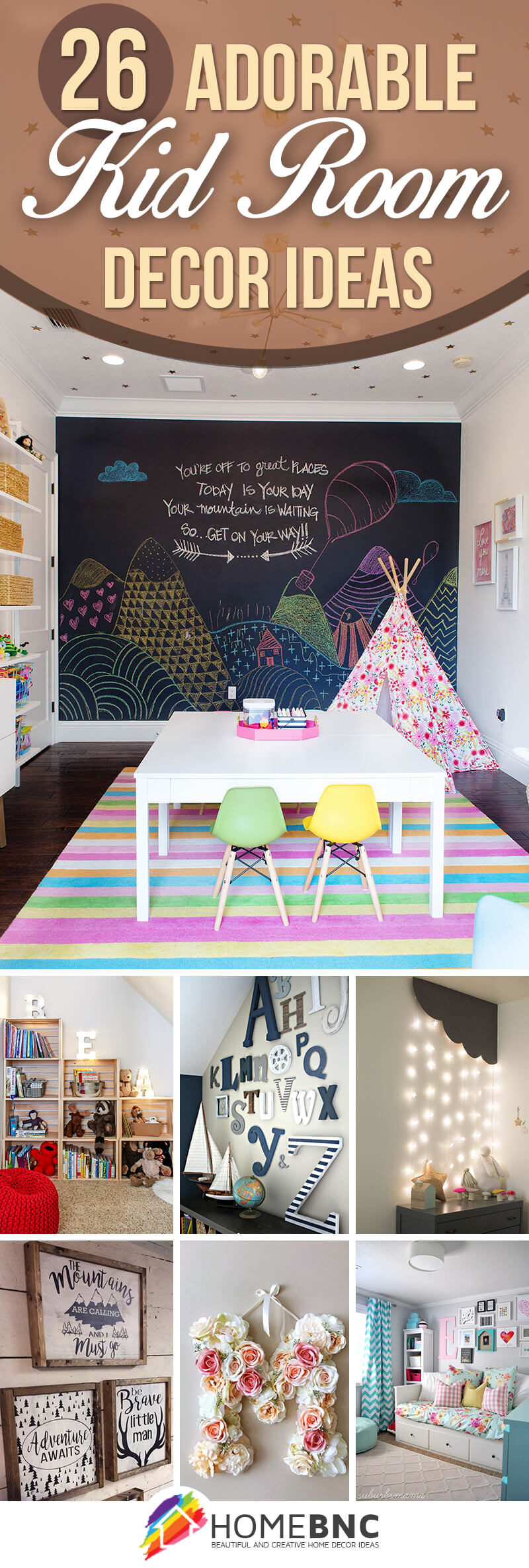 Kid Room Decor Ideas