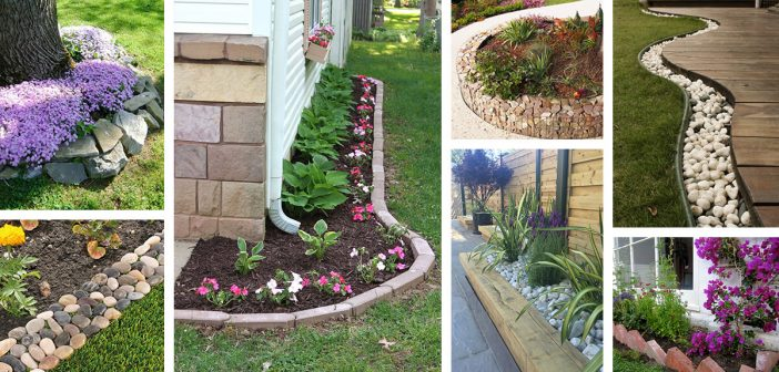 25+ Best Lawn-Edging Ideas And Designs For 2021