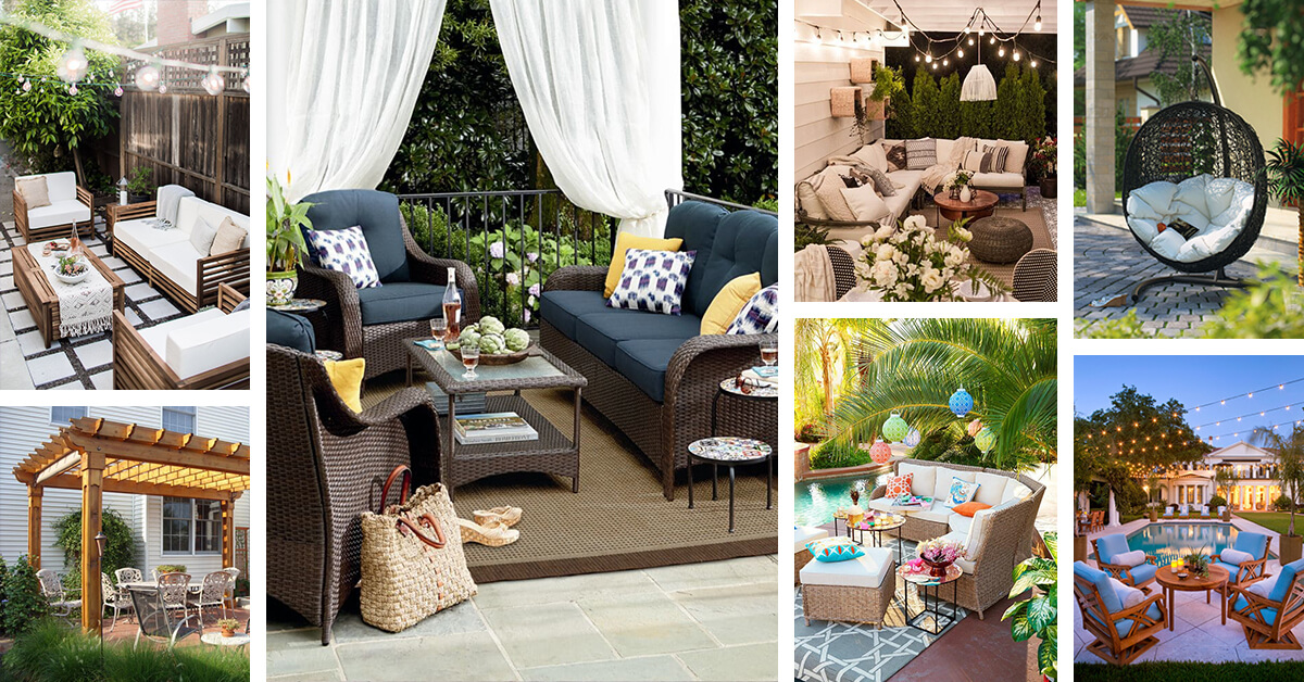33 Best Outdoor Living E Ideas And