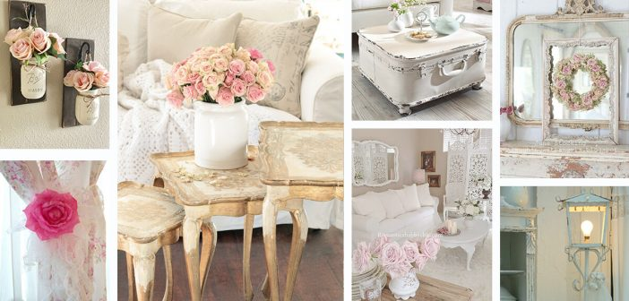 32 Best Shabby Chic Living Room Decor Ideas And Designs For 2018