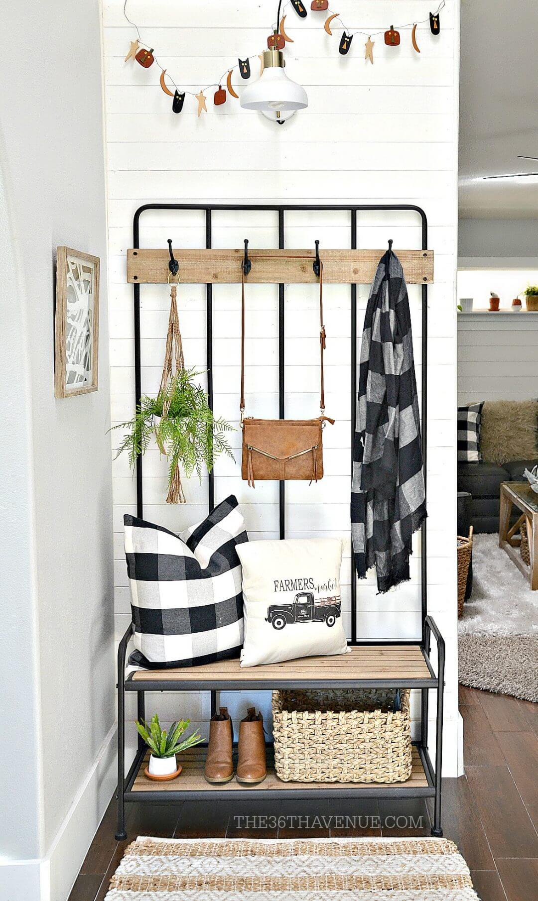 Small Foyer Wall Decor : Best small entryway decor ideas and designs for