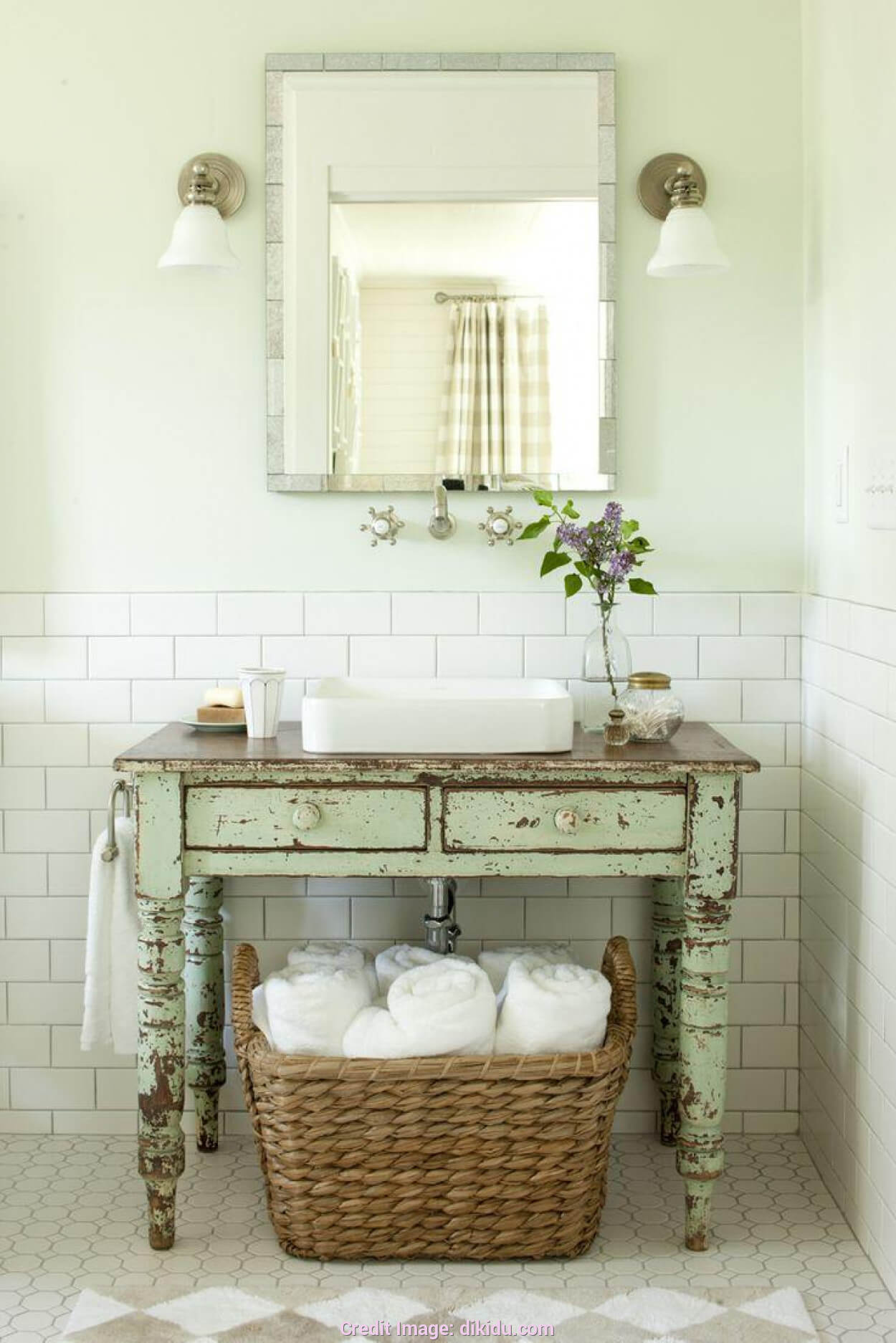 bathrooms renovation remodel reveal farmhouse pin style cottage bathroom kylpyhuone modern