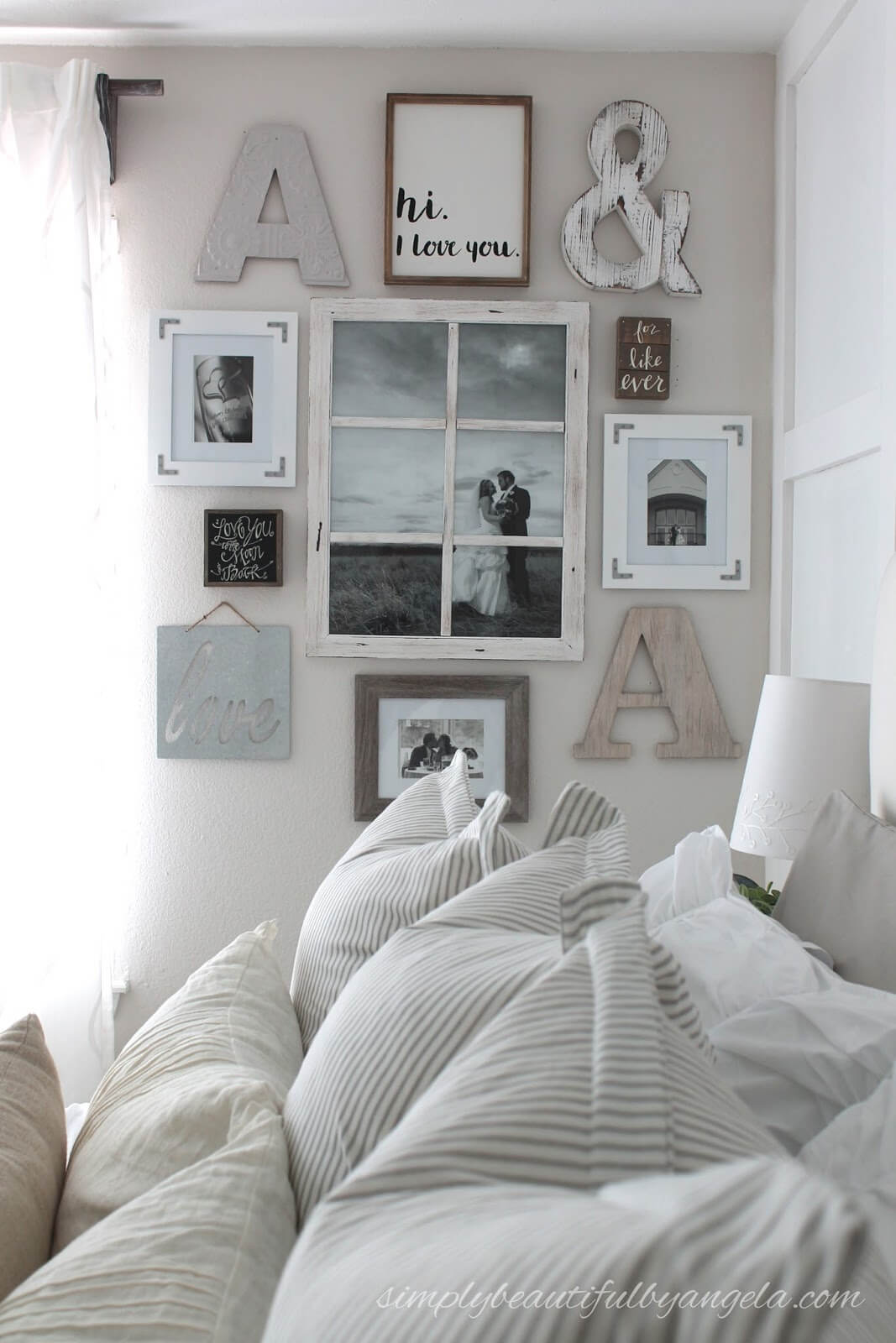 25 best bedroom wall decor ideas and designs for 2019 rh homebnc com wall decor for bedroom target wall decor for bedroom target