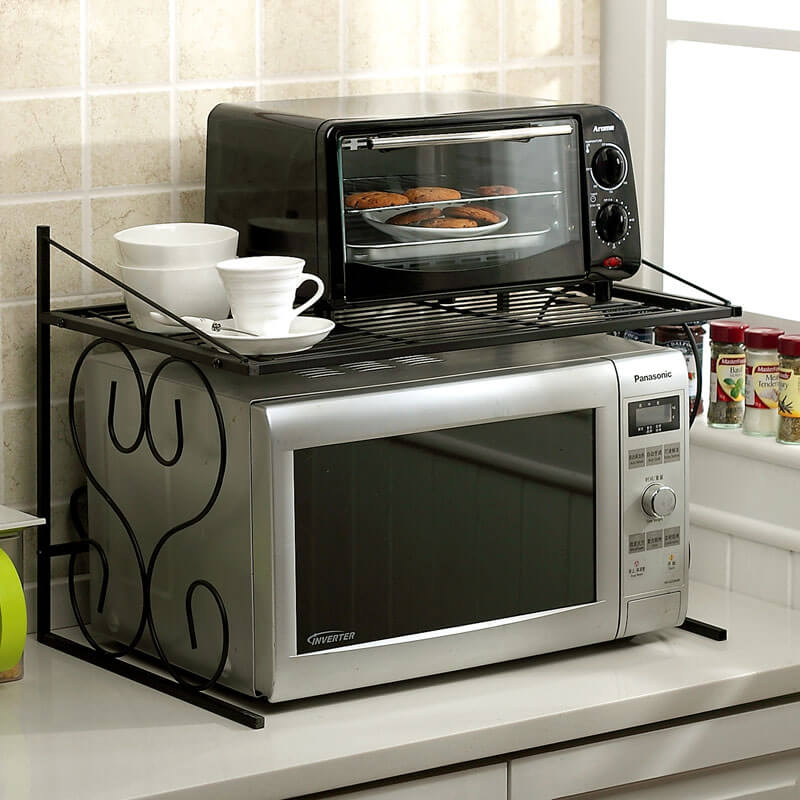 Wire Rack to Stack Your Toaster Oven