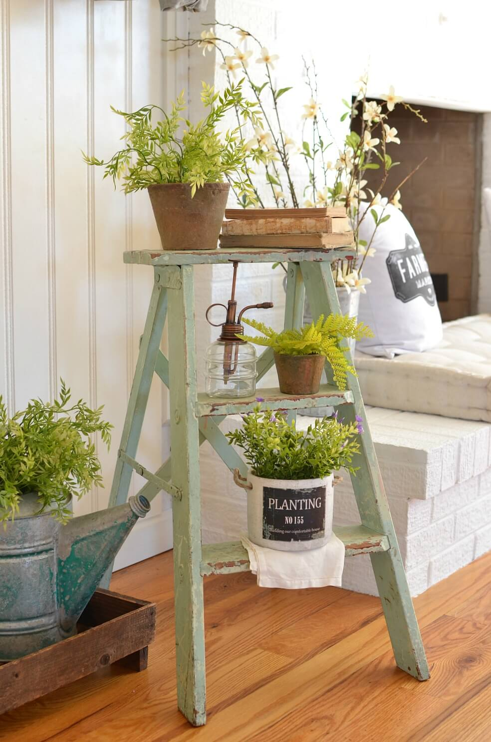 36 Best Farmhouse Plant Decor Ideas And Designs For 2018