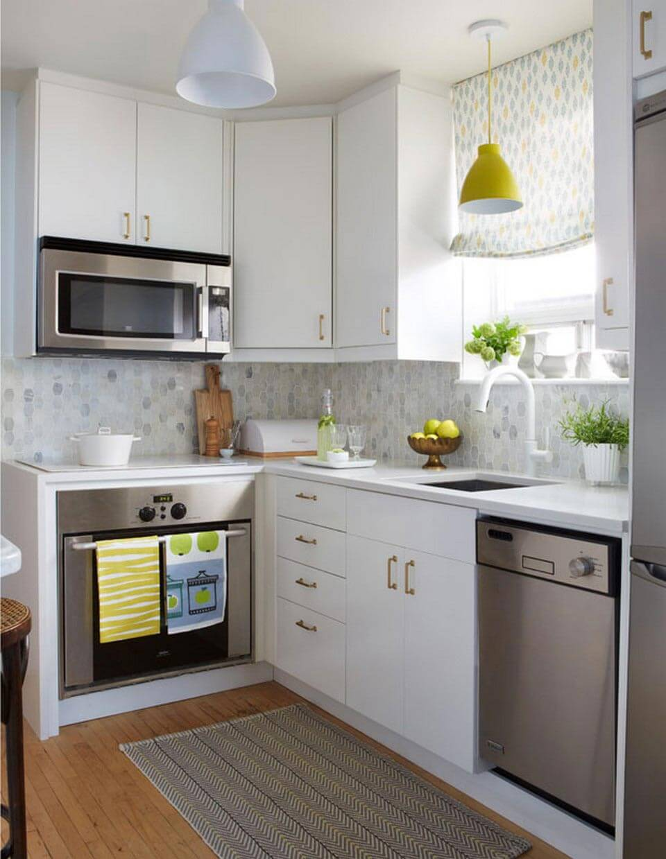 30 Best Small Kitchen Decor and Design Ideas for 2019