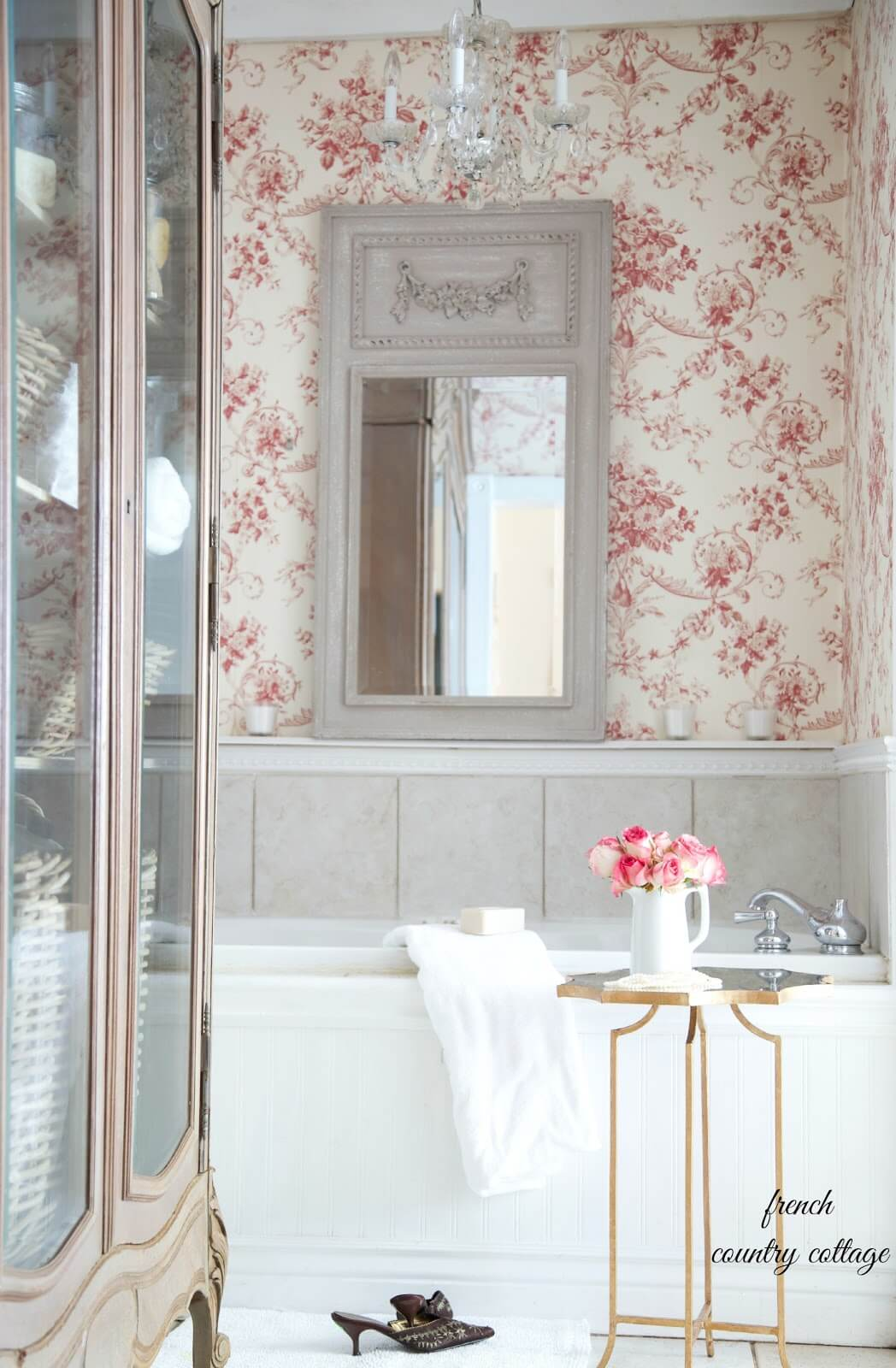 11. Dress Up Your Walls with Ornate Mirrors