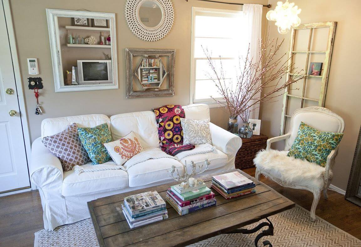 Seating Ideas For A Small Living Room: 25+ Best Small Living Room Decor And Design Ideas For 2019