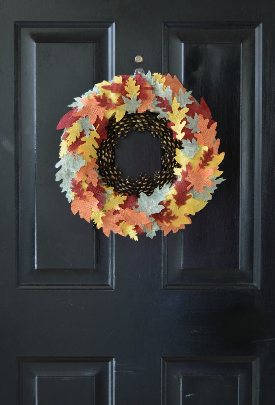 A Fun Fall Crafted Project