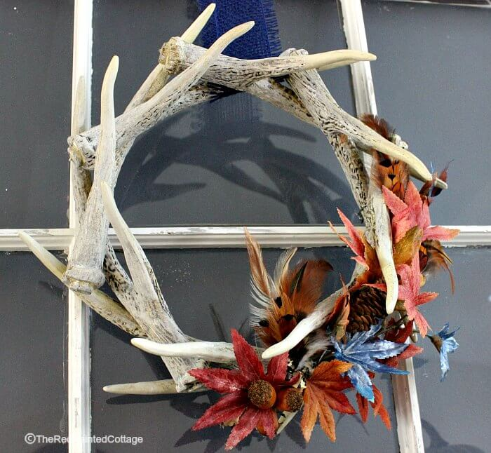 A Wreath of Antlers