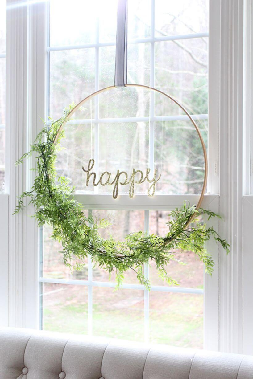 DIY Classic and Country Window Art