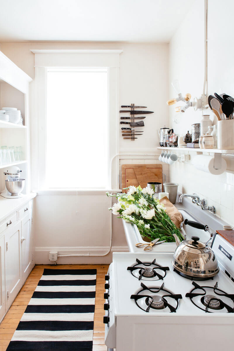 Great Use of Space Without Cluttering