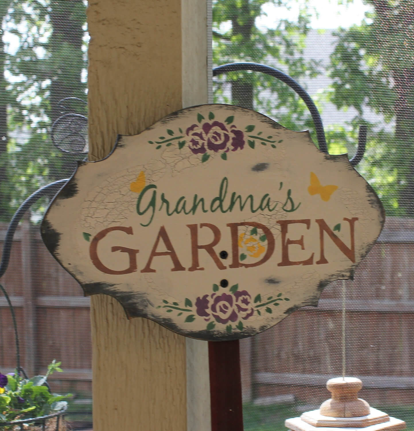 35 Best Garden Sign Ideas And Designs For 2020