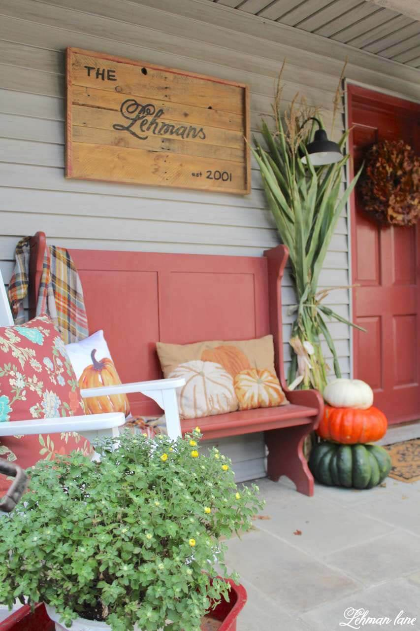 30 Fall Porch Decorating Ideas Top 10 Pro Decorating Tips: 34 Best Porch Wall Decor Ideas And Designs For 2020