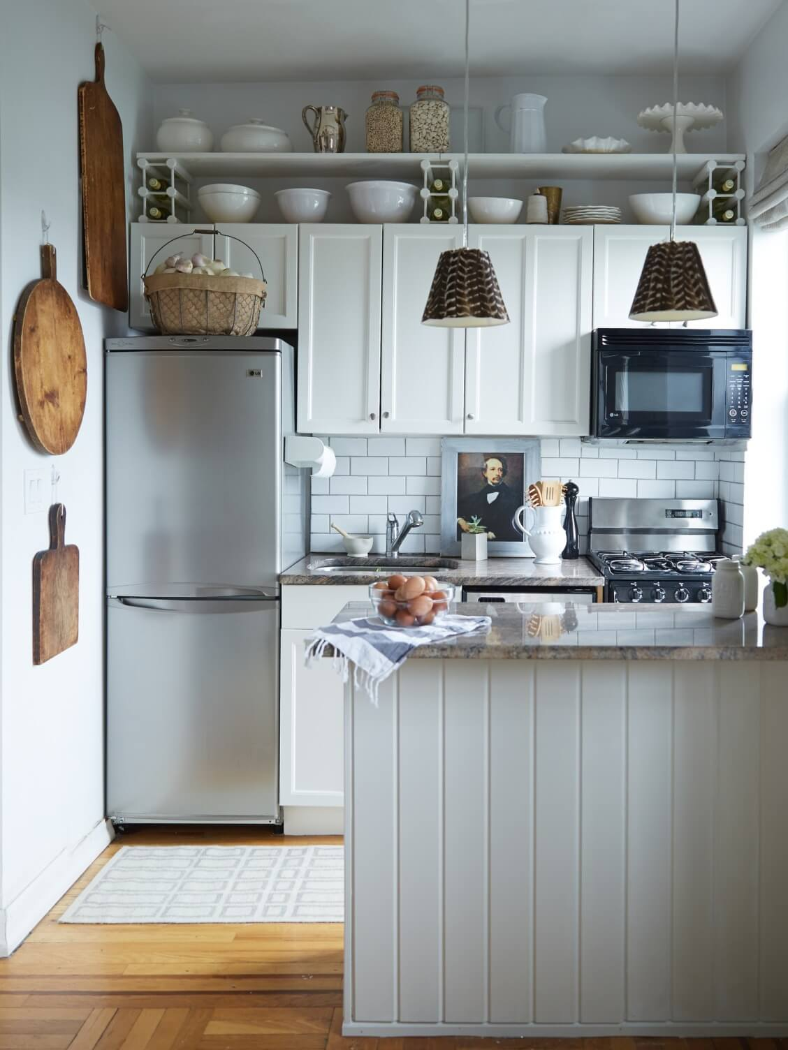 30 Best Small Kitchen Decor and Design Ideas for 2018