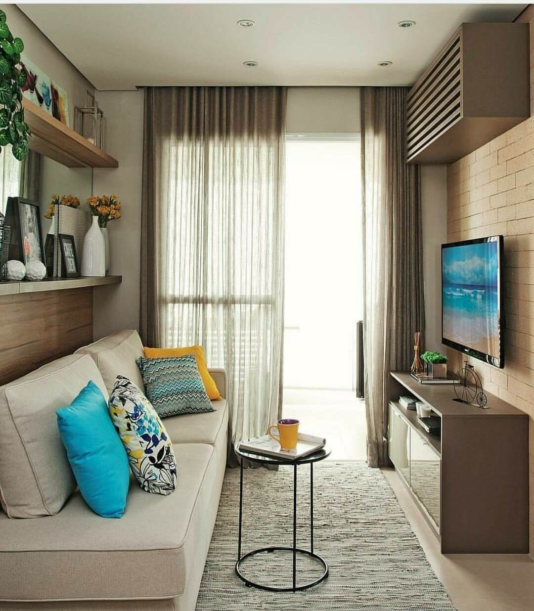 Small Living Room Ideas: 25+ Best Small Living Room Decor And Design Ideas For 2019