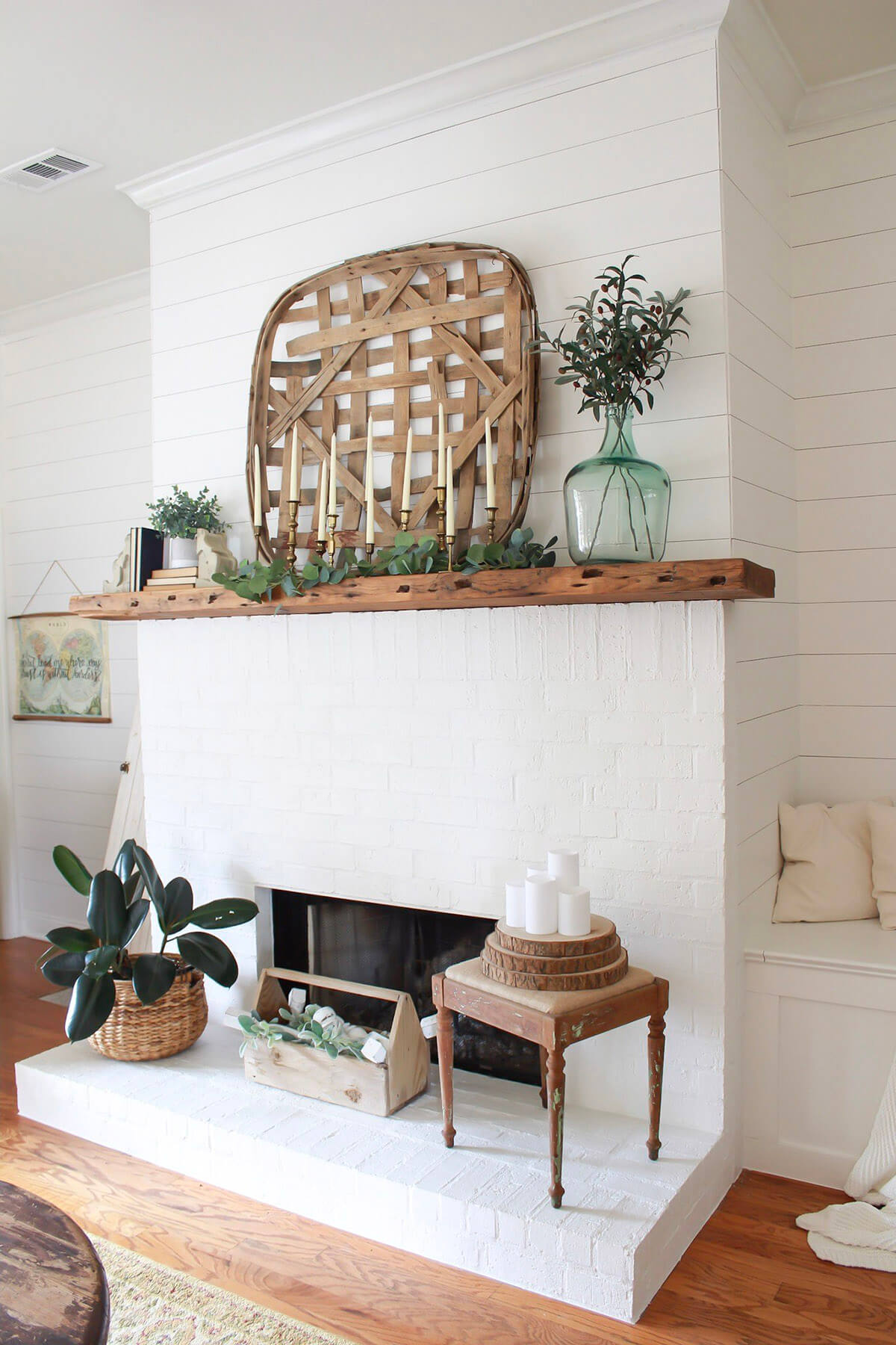 36 Best Farmhouse Plant Decor Ideas And Designs For 2020
