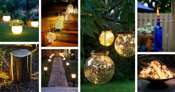 Backyard Lighting Designs