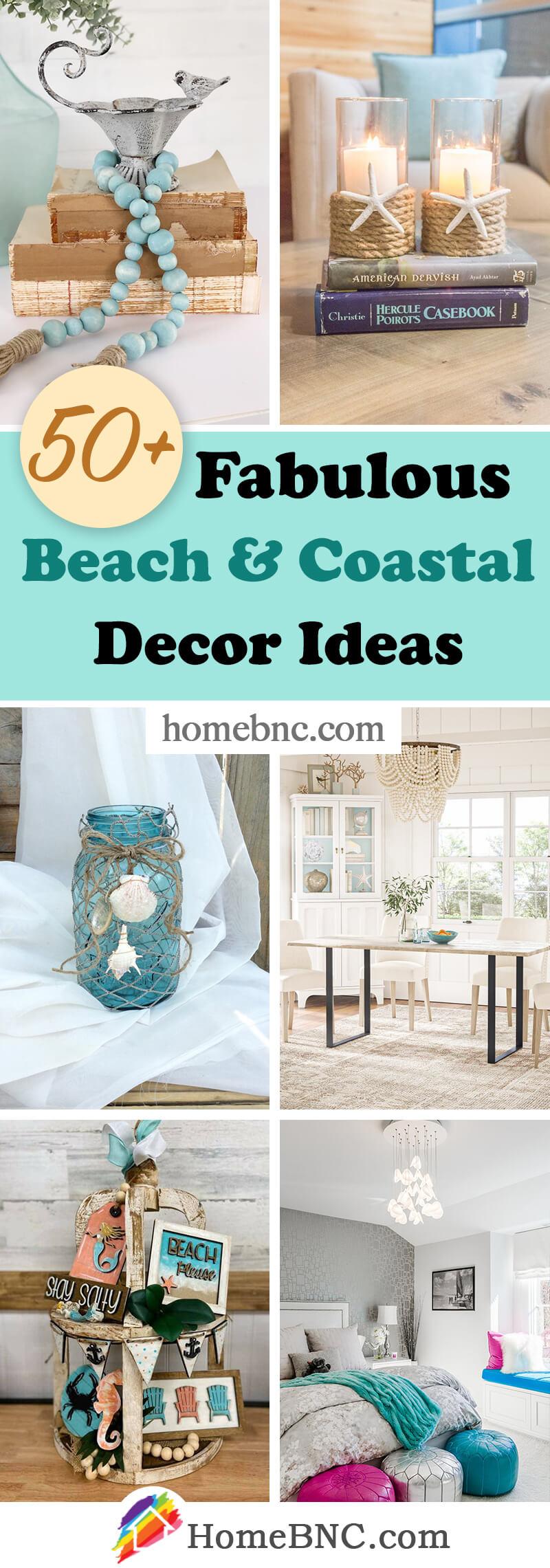 Beach and Coastal Decor Ideas