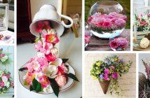 Creative Flower Decor Ideas