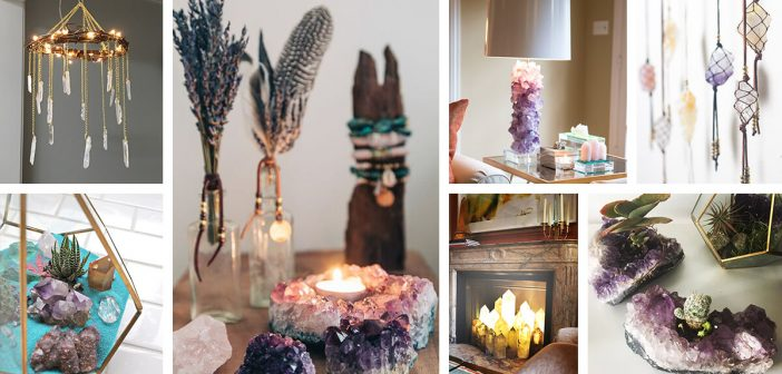 Super 31 Best Decorating Ideas And Designs With Crystals And Interior Design Ideas Inesswwsoteloinfo