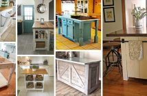 DIY Kitchen Island Designs