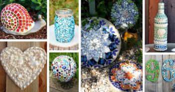 DIY Mosaic Craft Projects