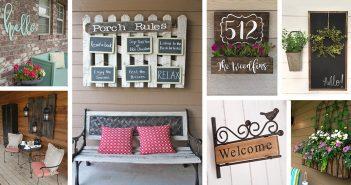 Porch Wall Design Ideas