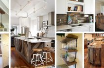 Ideas to Add Reclaimed Wood to Your Kitchen