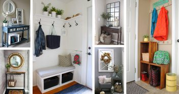 Small Entryway Decor Ideas