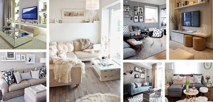 48 Best Small Living Room Decor And Design Ideas For 48 Classy Interior Decoration For Small Living Room Property