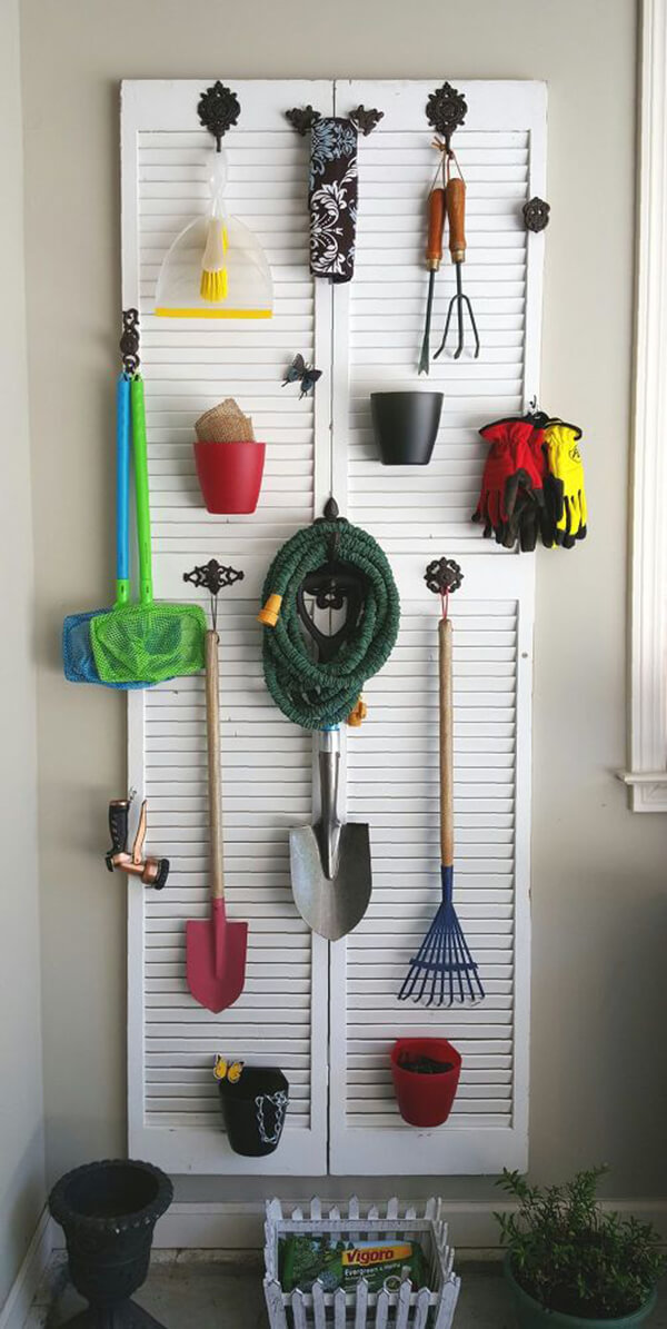 Organizer for Outdoor and Garden Needs