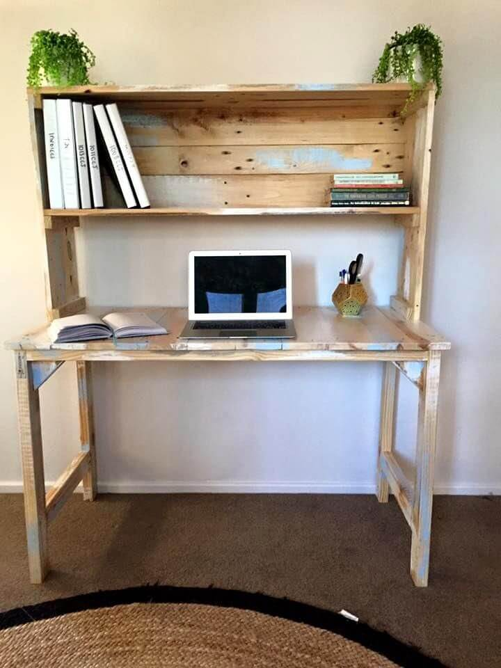 25+ Best DIY Desk Ideas and Designs for 2020