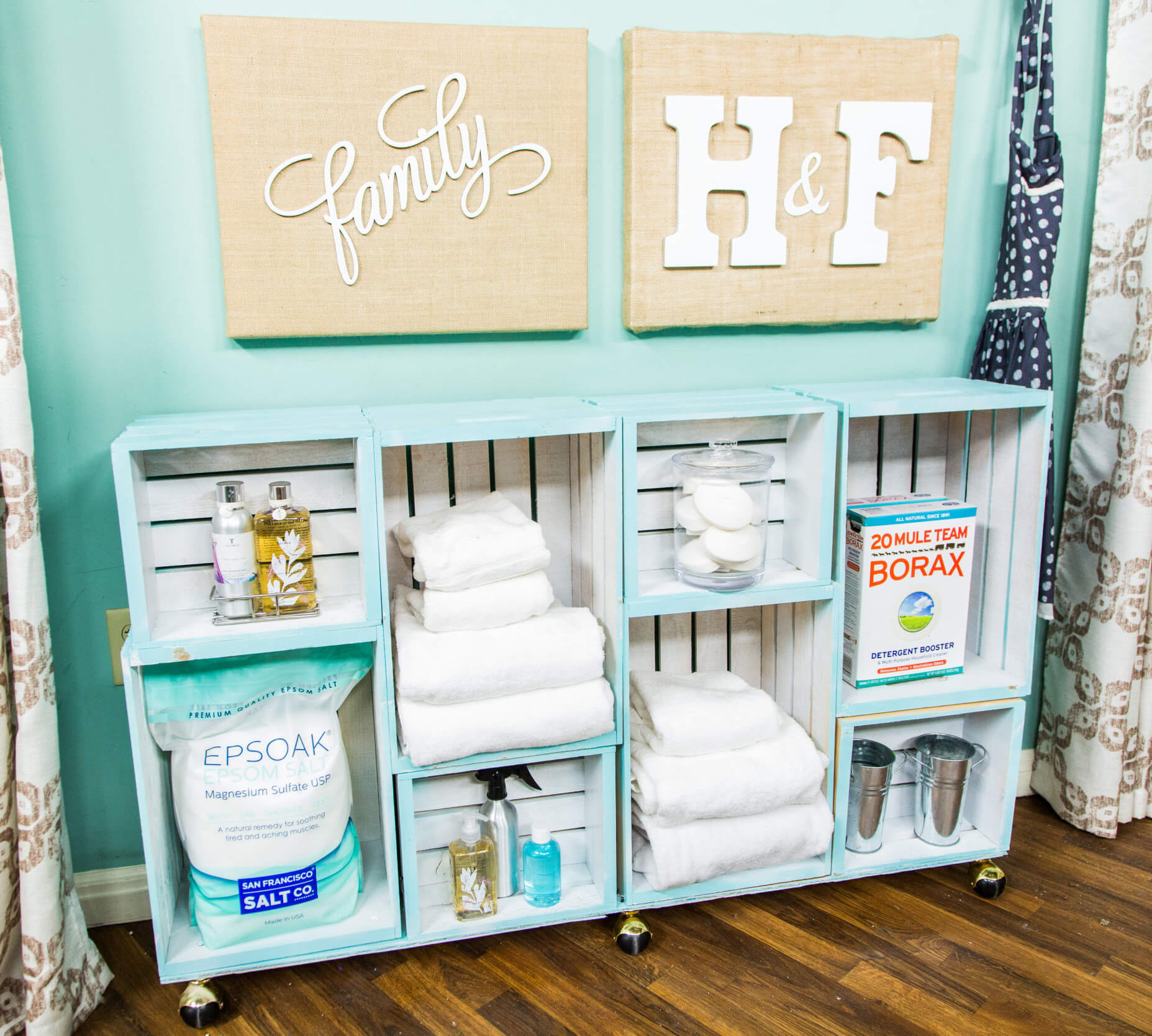 42 Best DIY Bathroom Storage and Organizing Ideas for 2018