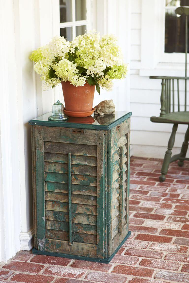 Build an Easy Side Table