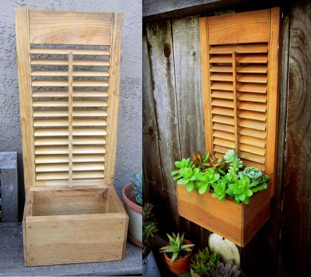 Make Your Own Planter Box