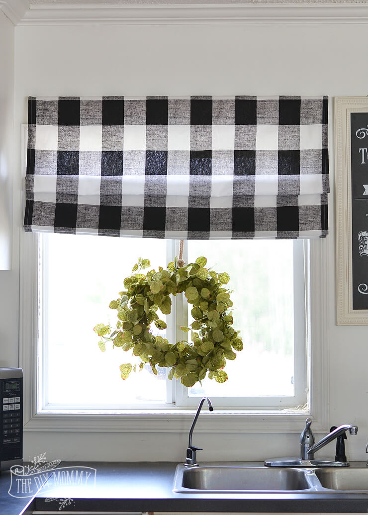 Buffalo Plaid Shades for a Charming Look