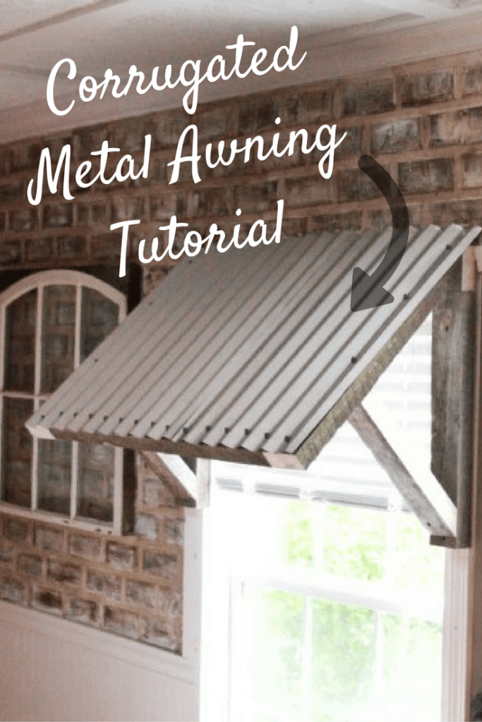 Use an Awning Instead of Curtains