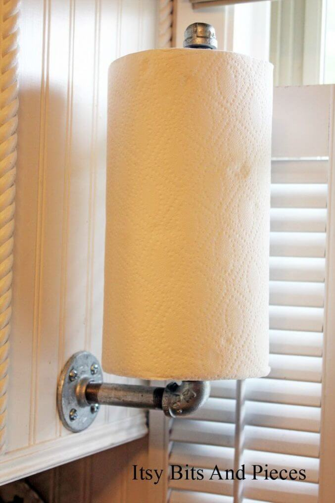 Practical Paper Towel Roll Holder