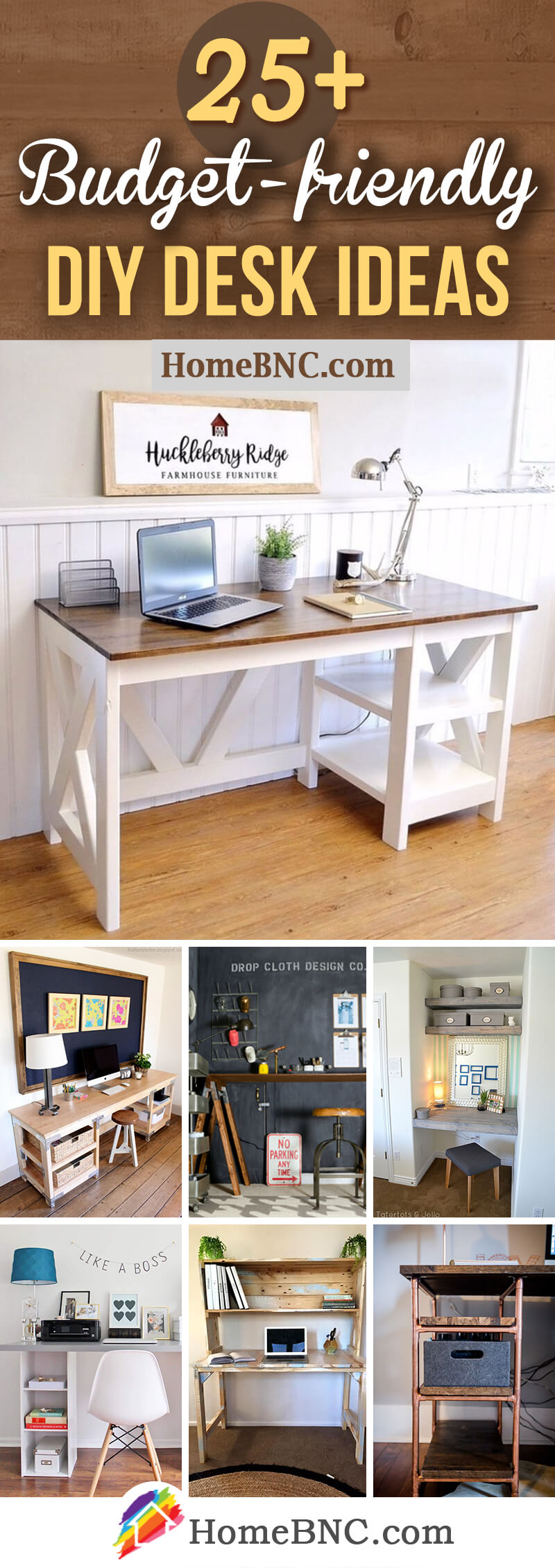 - 25+ Best DIY Desk Ideas And Designs For 2020
