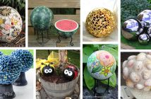 DIY Garden Ball Designs