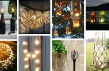 DIY Outdoor Lighting Projects