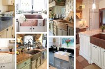 Farmhouse Kitchen Sink Designs