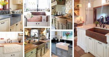 Farmhouse Kitchen Sink Designs