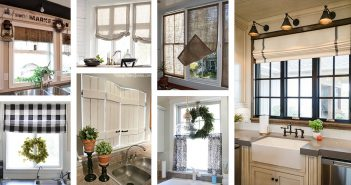 Farmhouse Window Treatment Designs