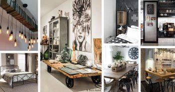 Industrial Home Designs