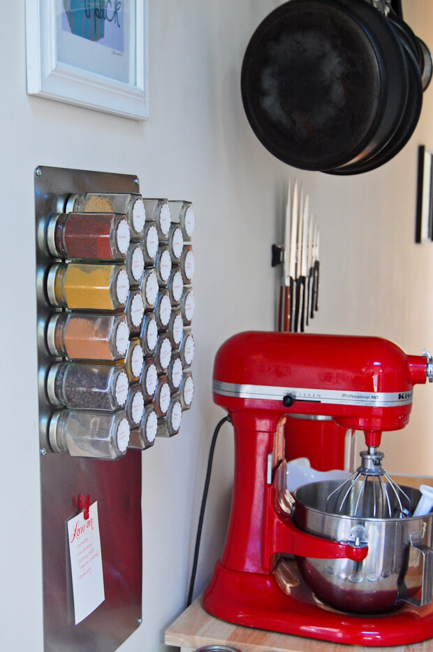 Easy Spices Organization