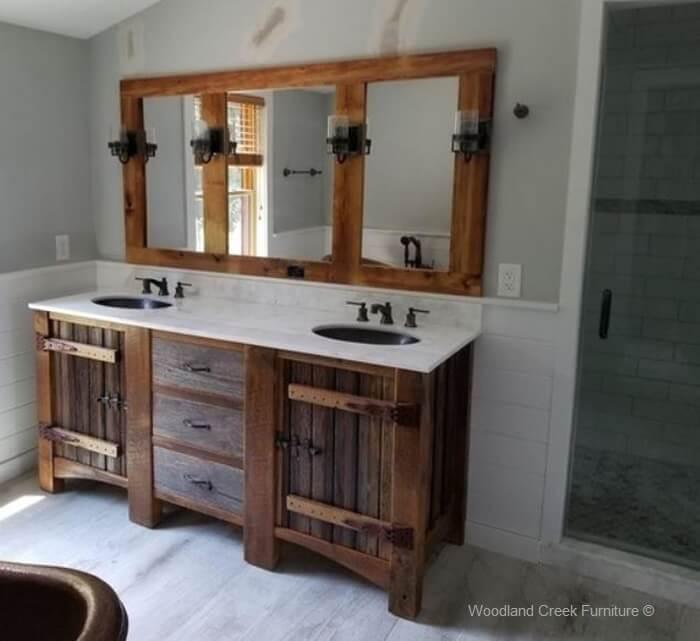 Dark Bathroom Cabinets February 2019