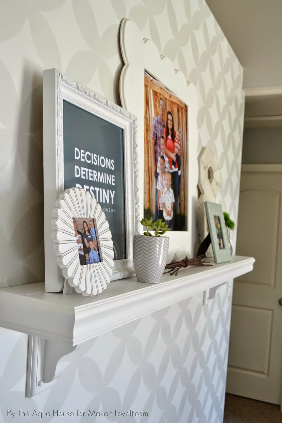 18 Best Mantel Shelf Ideas Without A Fireplace For 2021